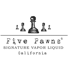 Five Pawns E-liquids sold at Indiana Vapes.